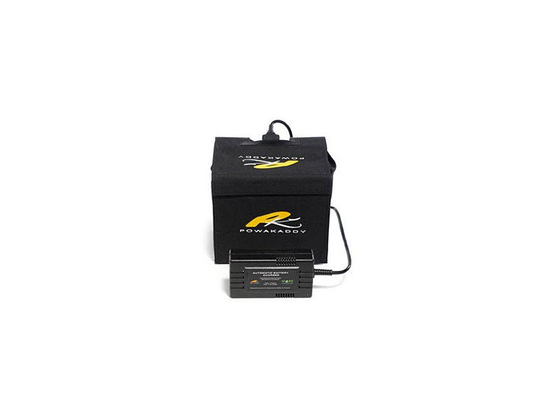 PowaKaddy 12v30a/hr Interconnect Battery for Classic, Freeway/Freeway II